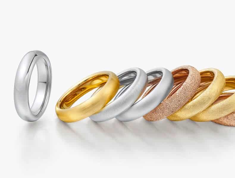 Customised Wedding Bands